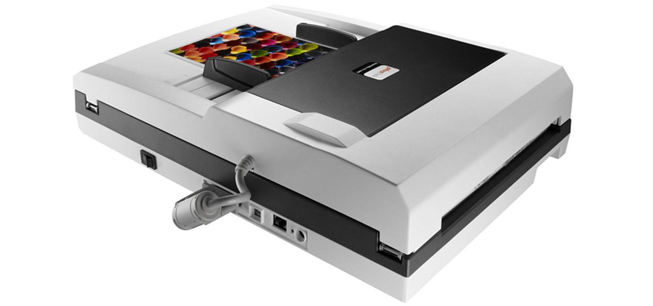 Plustek SmartOffice PN2040 Funkcje