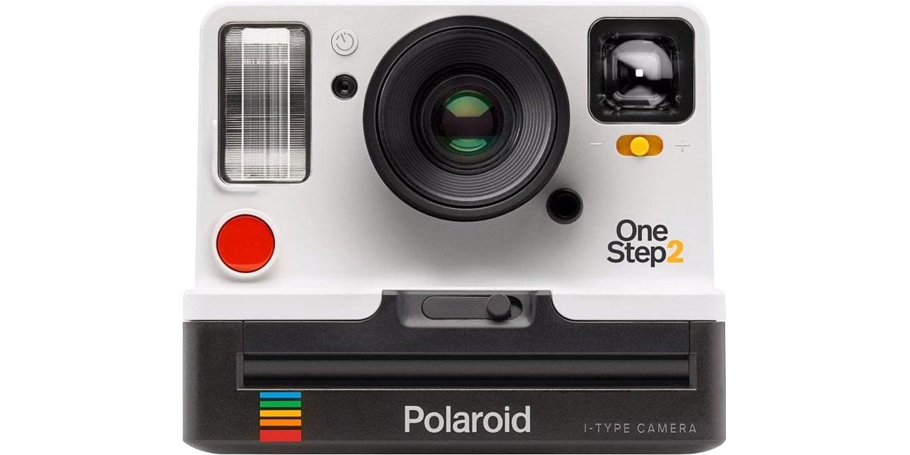 Aparat natychmiastowy Polaroid One Step 2 VF Biały