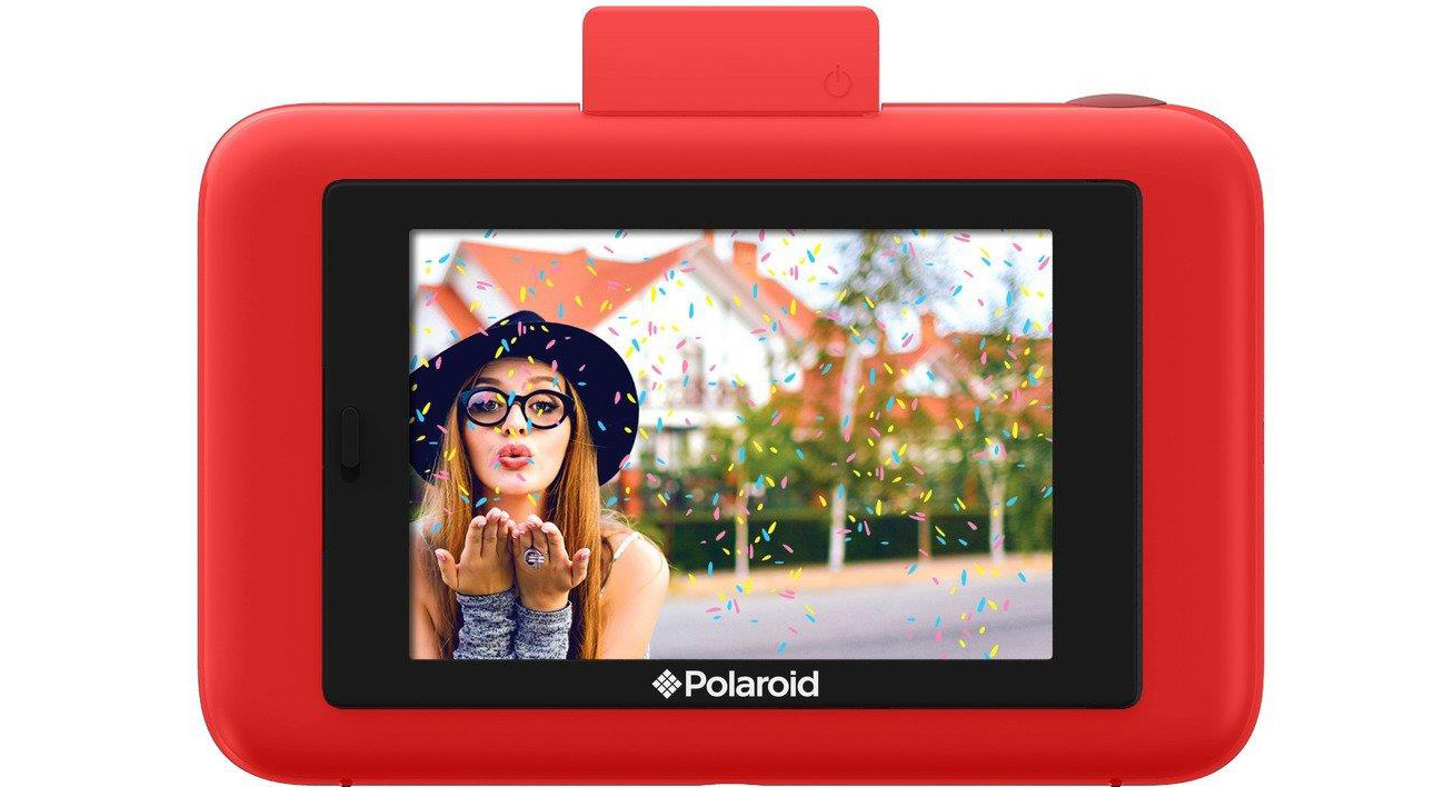 Polaroid Snap Touch Funkcje