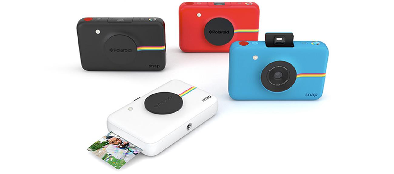 Polaroid Snap Touch Możliwości