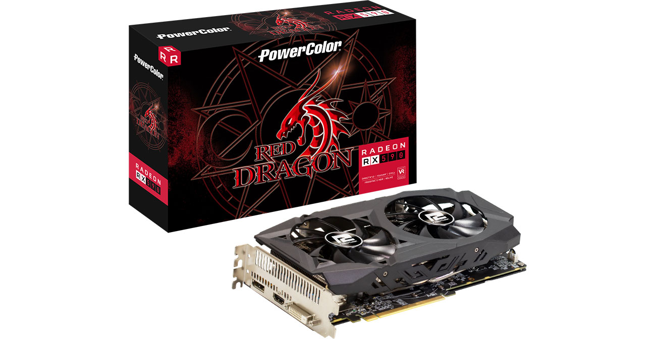PowerColor Radeon RX 590 Red Dragon 8GB GDDR5
