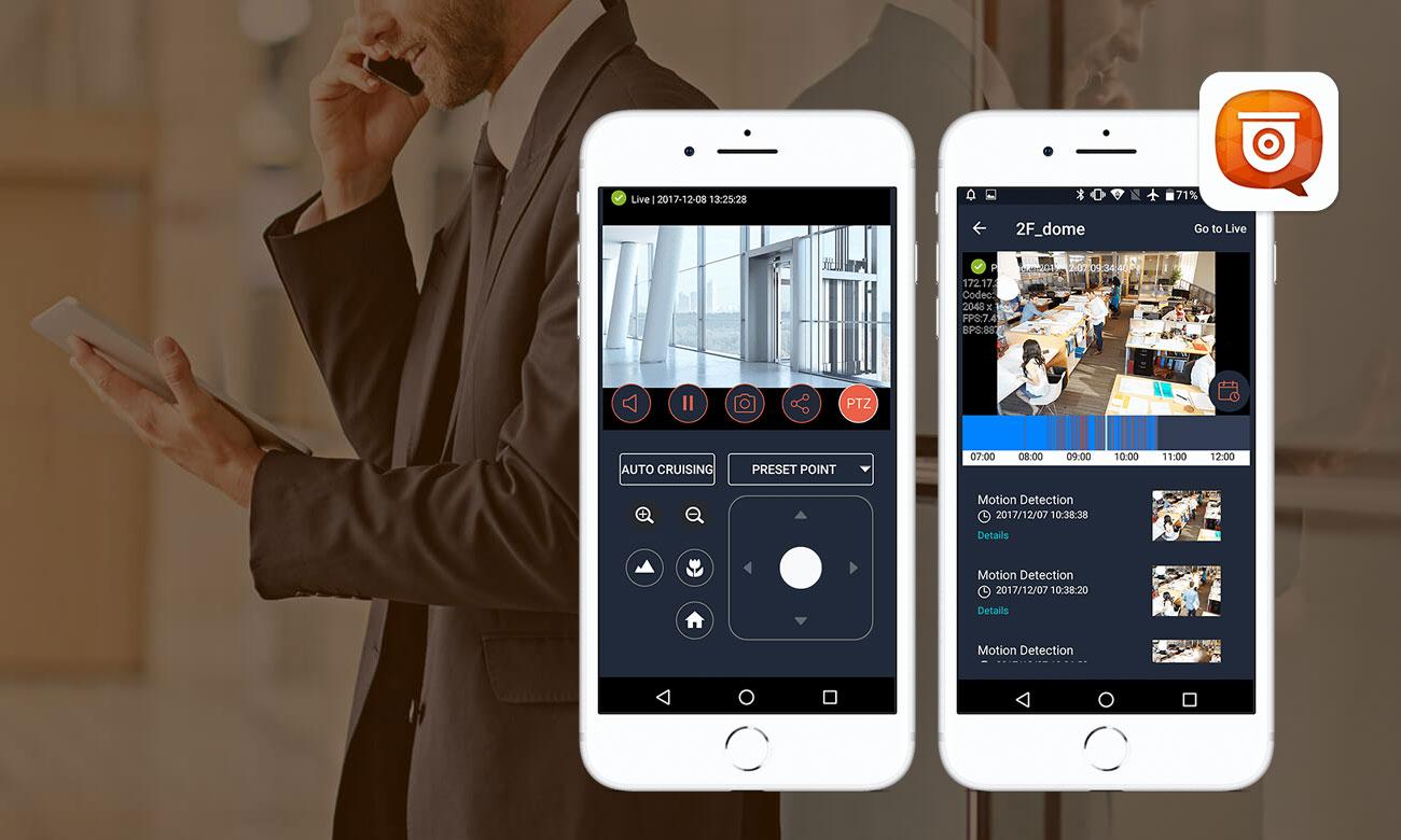 QVR Pro Gold - Aplikacja QVR Pro Client