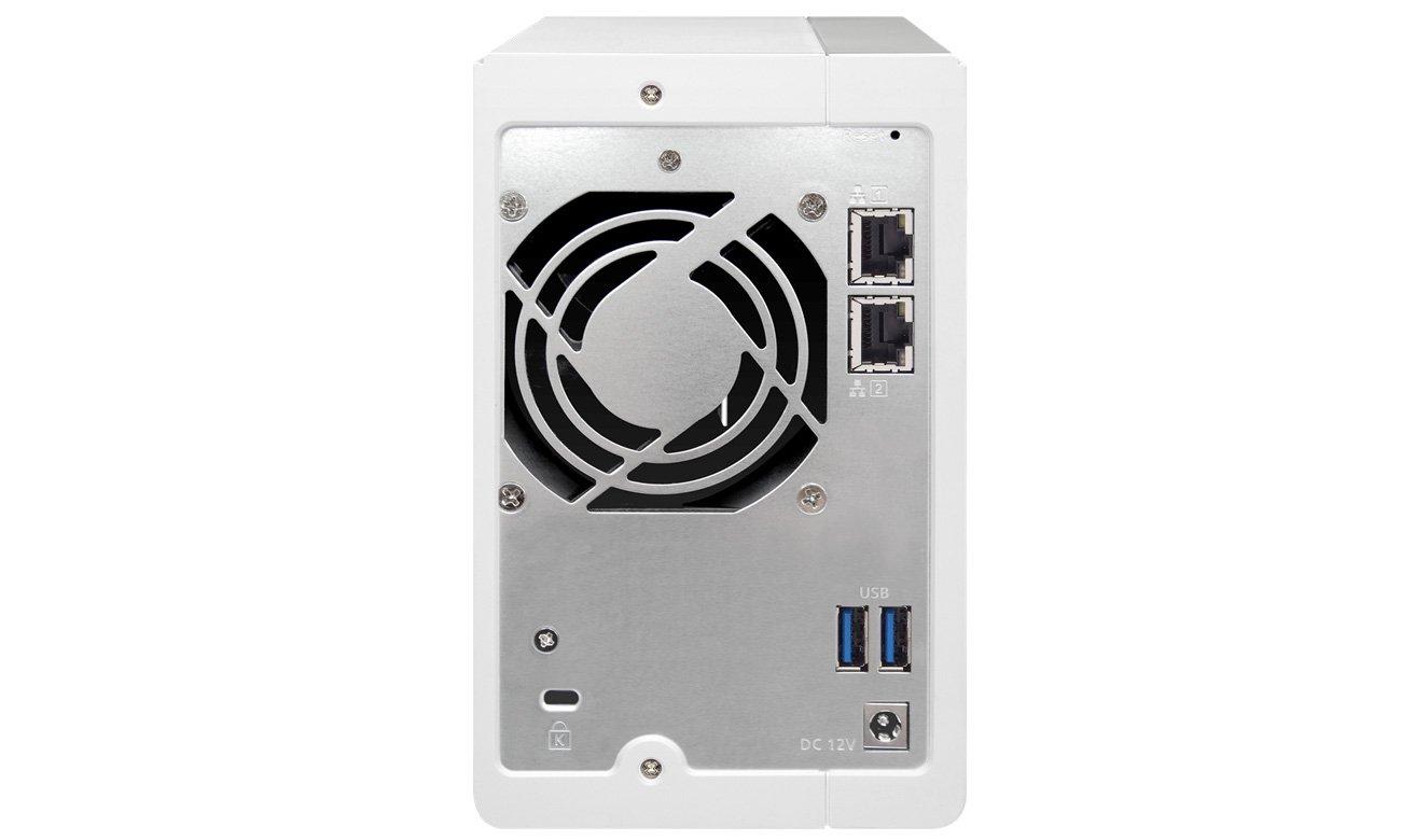 QNAP TS-231+ - USB 3.0