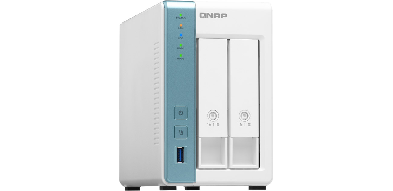 Dysk sieciowy NAS QNAP TS-231P3-2G