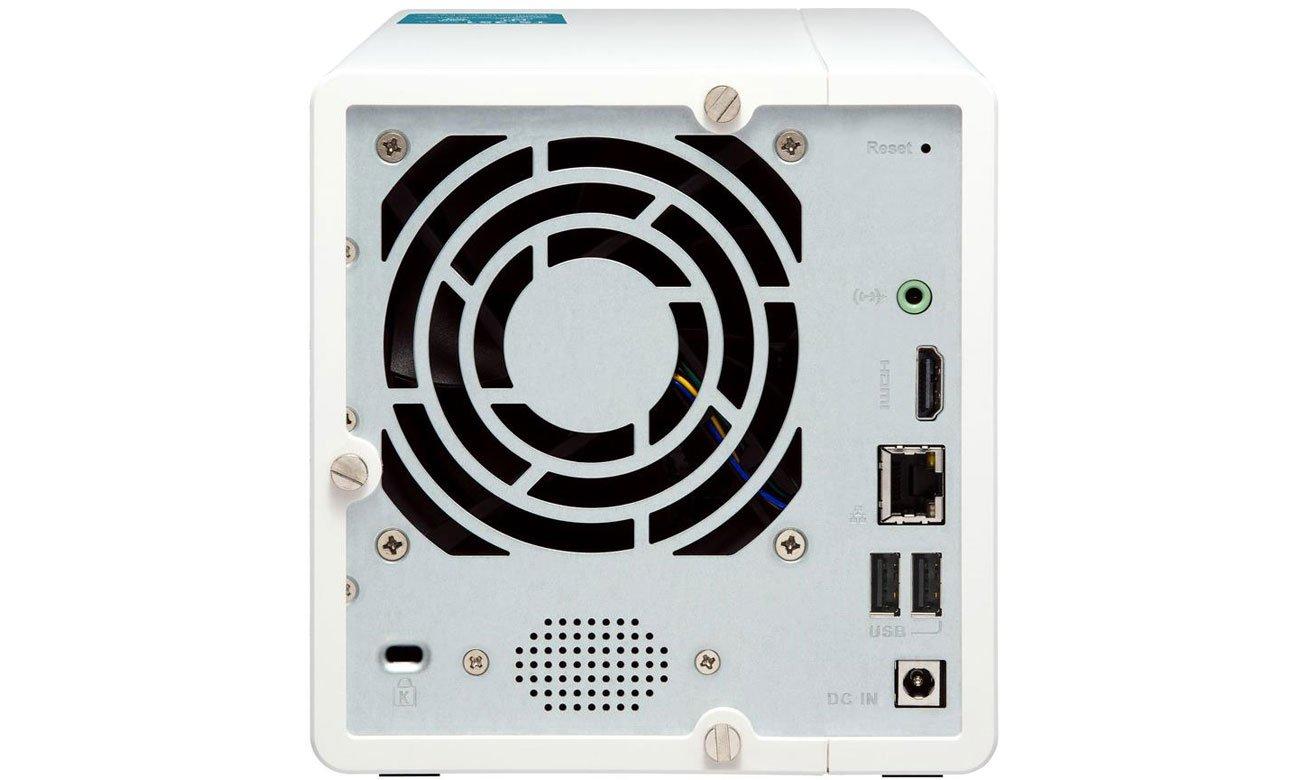 Serwer QNAP TS-351-2G