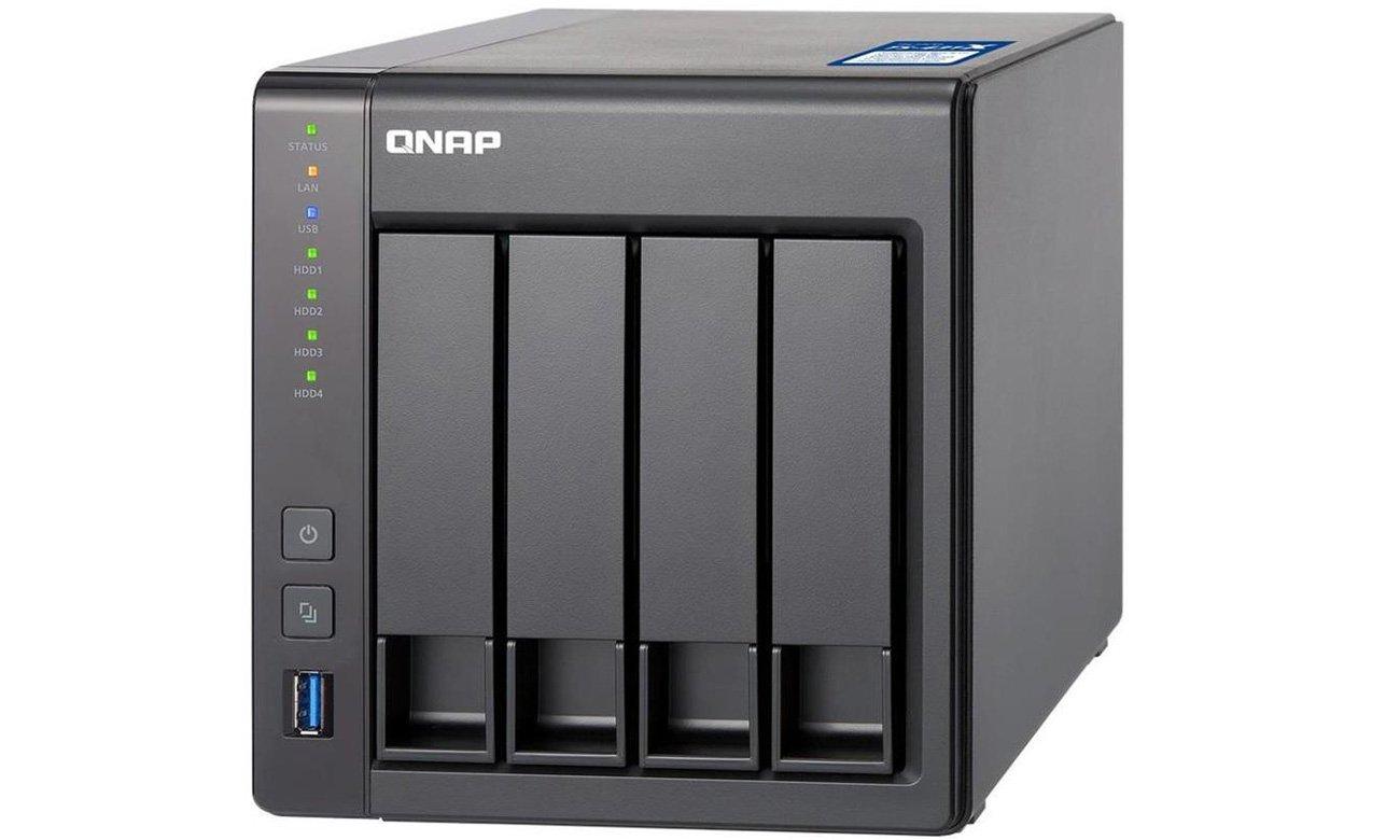 QNAP  TS-431X2-2G