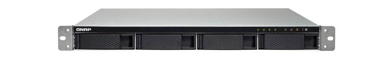 Serwer NAS QNAP TS-432XU-RP-2G Z obsługą sieci 10GbE