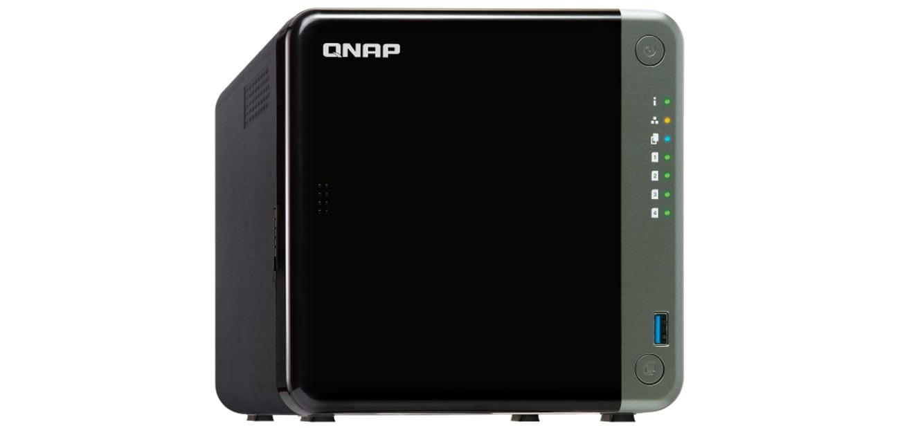 Serwer NAS QNAP TS-453D-4G