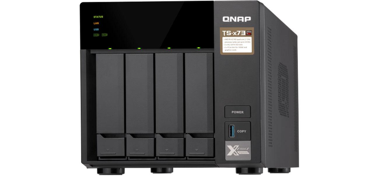 QNAP TS-473