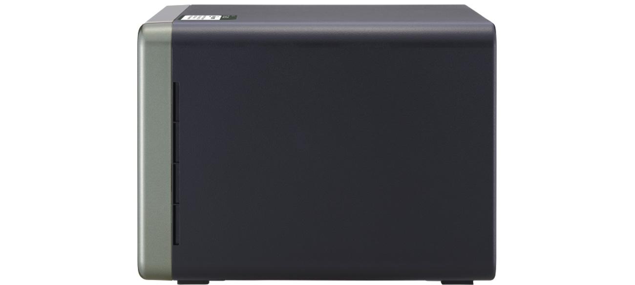 Dwa porty LAN 2,5 GbE RJ45 i możliwość rozbudowy kartami PCIe