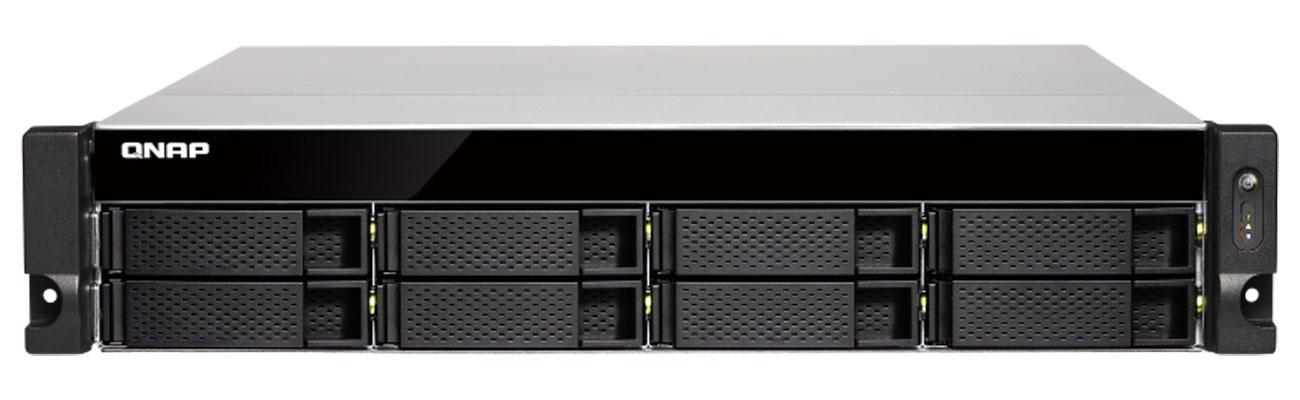 QNAP TS-873U-4G Wydajny czterordzeniowy serwer NAS z dwoma portami 10GbE SFP+