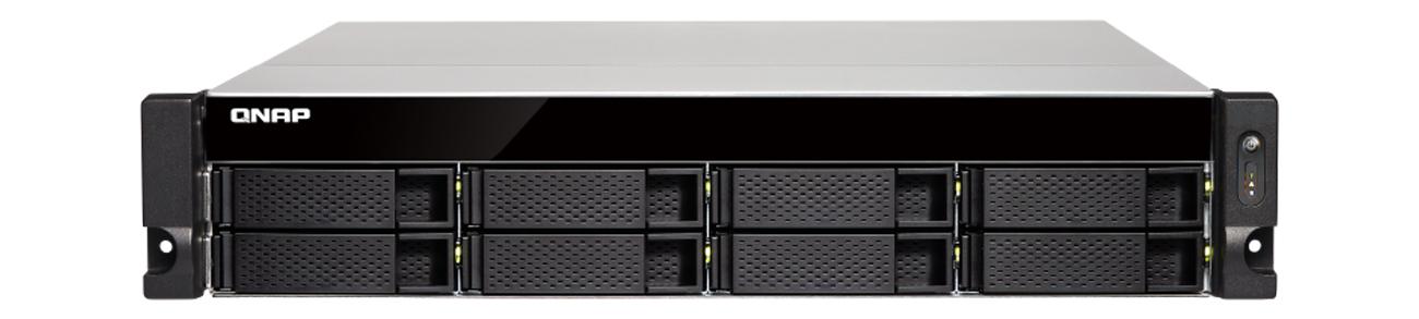 QNAP TS-873U-RP Procesor