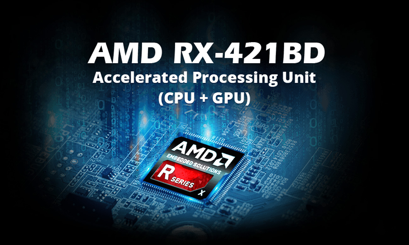Zintegrowany procesor SoC AMD