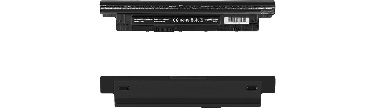 Qoltec Bateria do Dell 3521 5521 MR90Y 52570.MR90Y