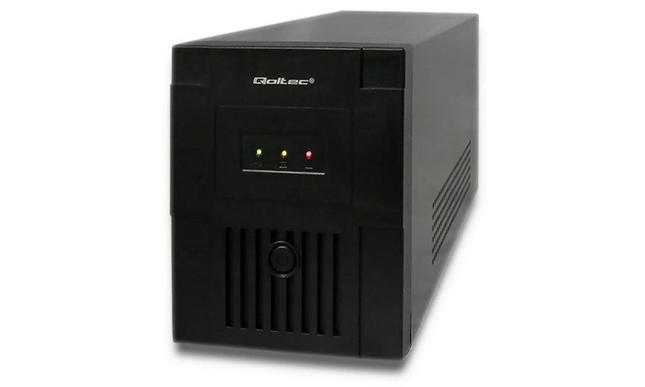 Qoltec Monolith 2000VA 1200W