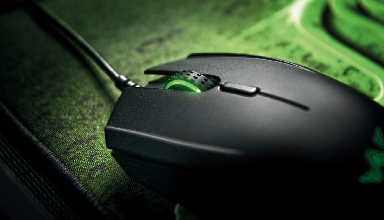 Mysz przewodowa Razer Abyssus V2 RZ01-01900100-R3G1 dla graczy