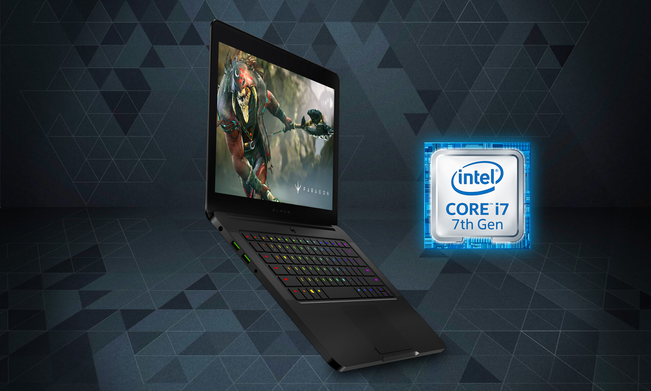 Razer Blade 14 Intel Core i7-7700HQ