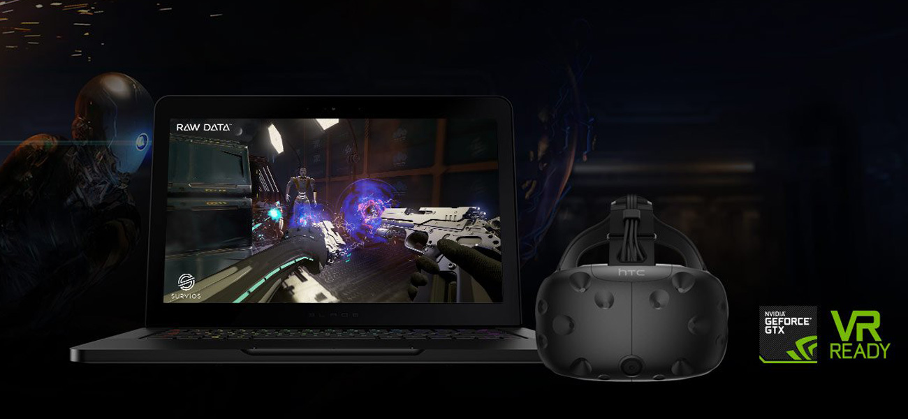 Razer Blade 14 Laptop VR Ready