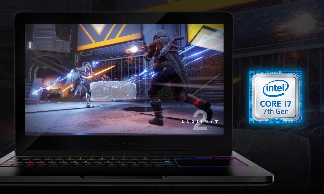 Razer Blade Pro Intel Core i7-7700HQ
