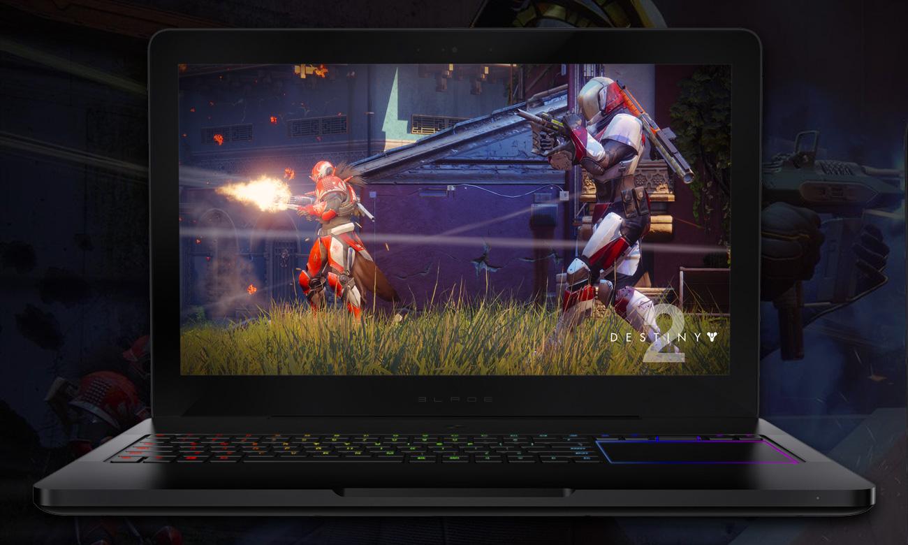 Razer Blade Pro Niesamowity ekran 17,3 cala 120 Hz - Idealny do grania