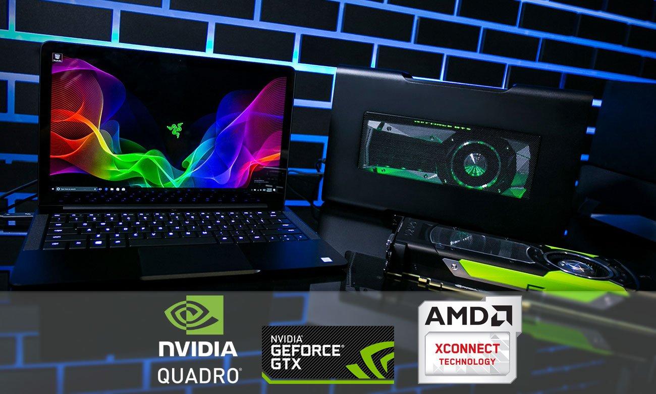 Razer Core V2 Zwiększ poziom wydajności swojego laptopa