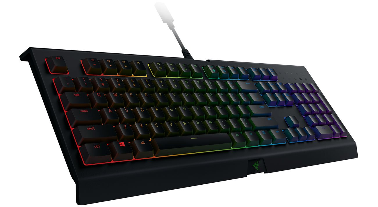 Razer Cynosa Chroma Technologia Anti-Ghosting