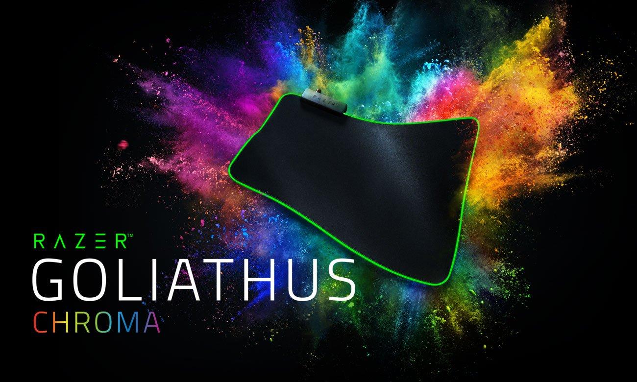 Razer Goliathus Chroma Podświetlana podkładka pod mysz