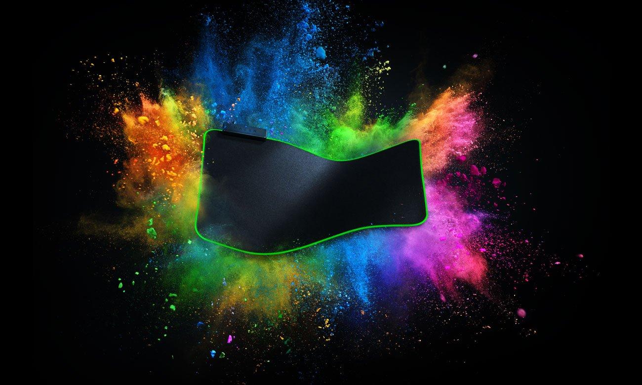 Razer Goliathus Chroma Synchronizacja kolorów między urządzeniami