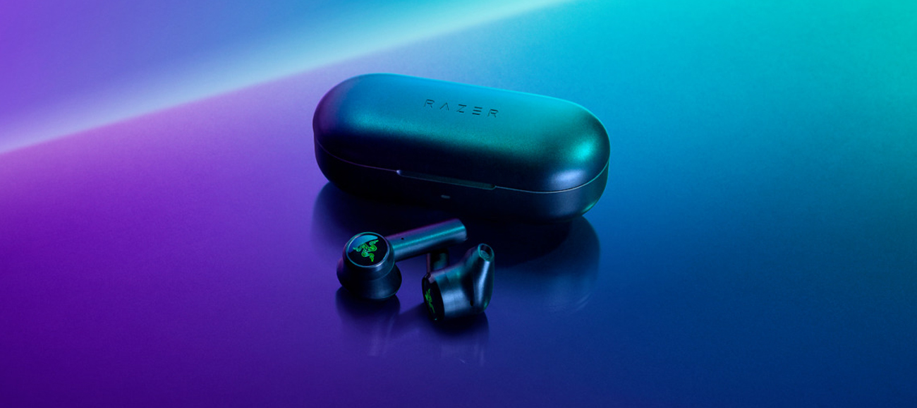 Razer Hammerhead True Wireless Earbuds
