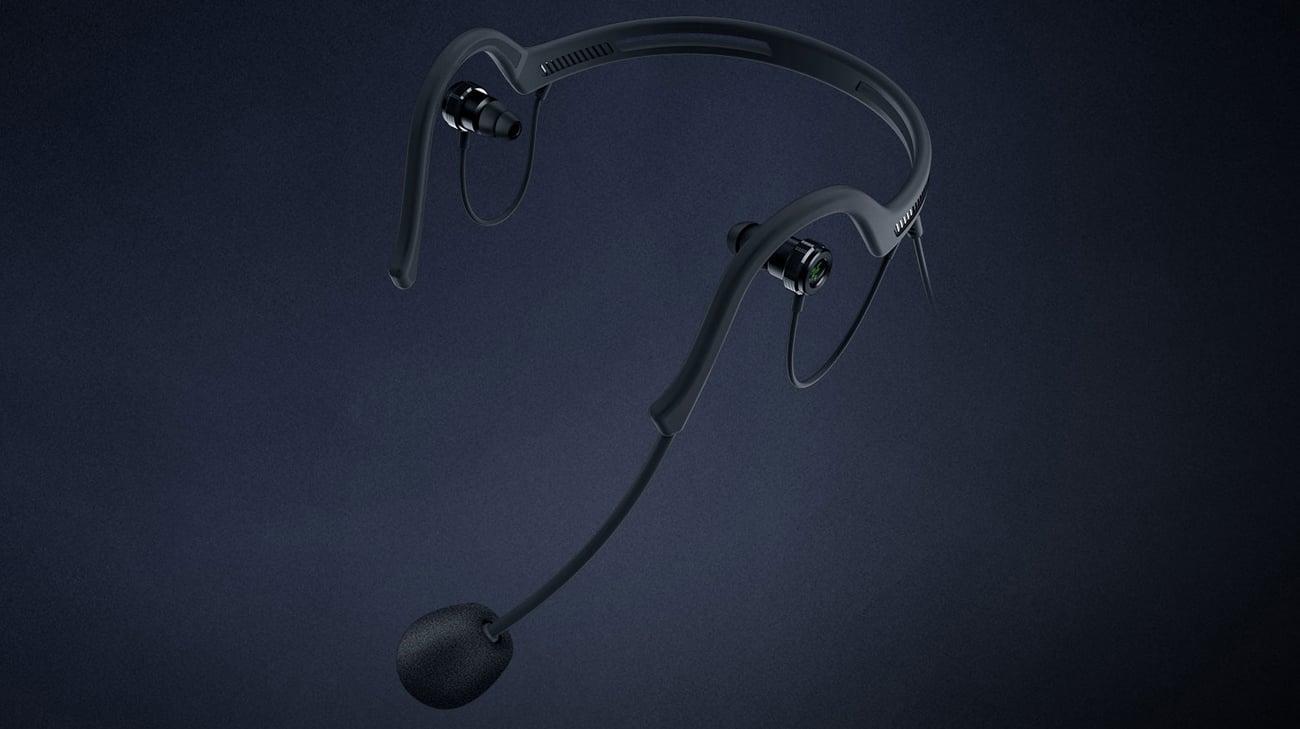 Słuchawki Razer Ifrit + USB Audio Enchancer wielokierunkowy mikrofon kardioidalny