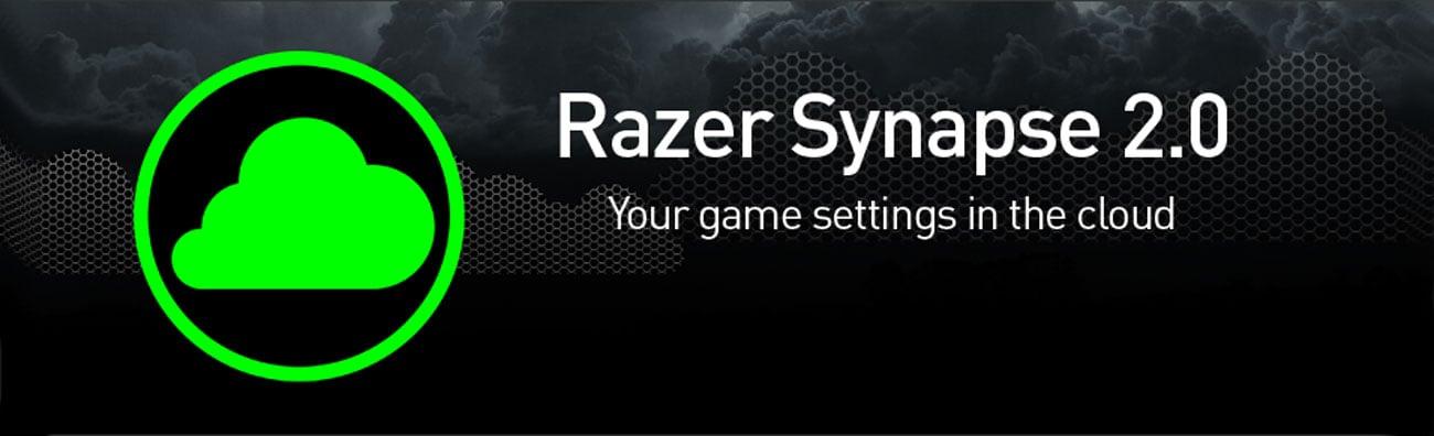 Razer Deathadder intuicyjne oprogramowanie