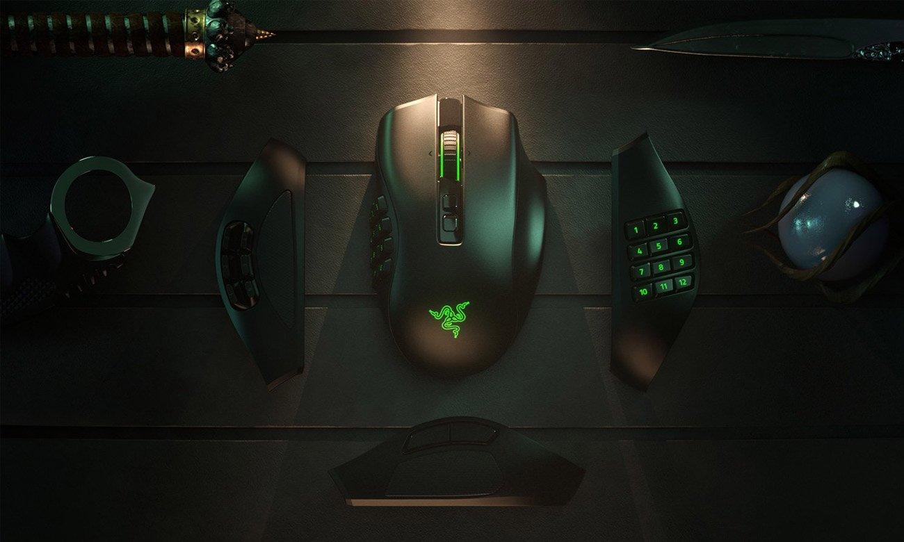 Mysz bezprzewodowa Razer Naga Pro
