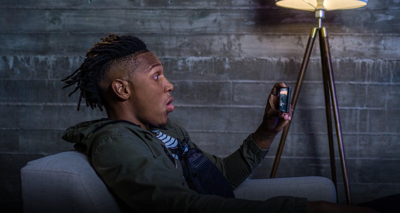 Razer Phone 2 głosniki stereo dolby atmoss thx
