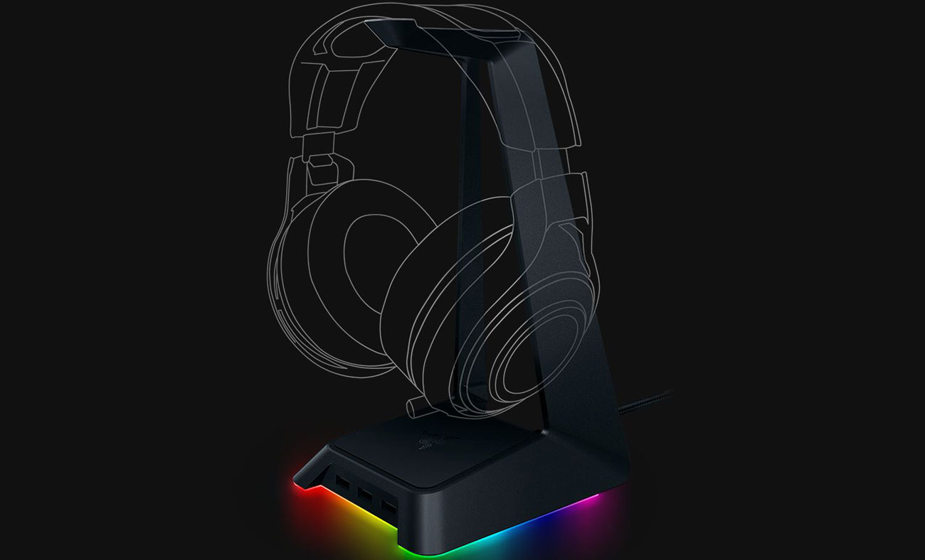 Razer Base Station Chroma Quartz Edition