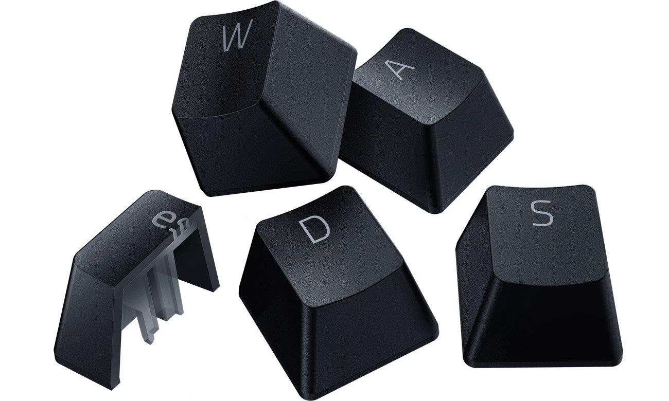 Keycaps do klawiatury Razer PBT Classic Black