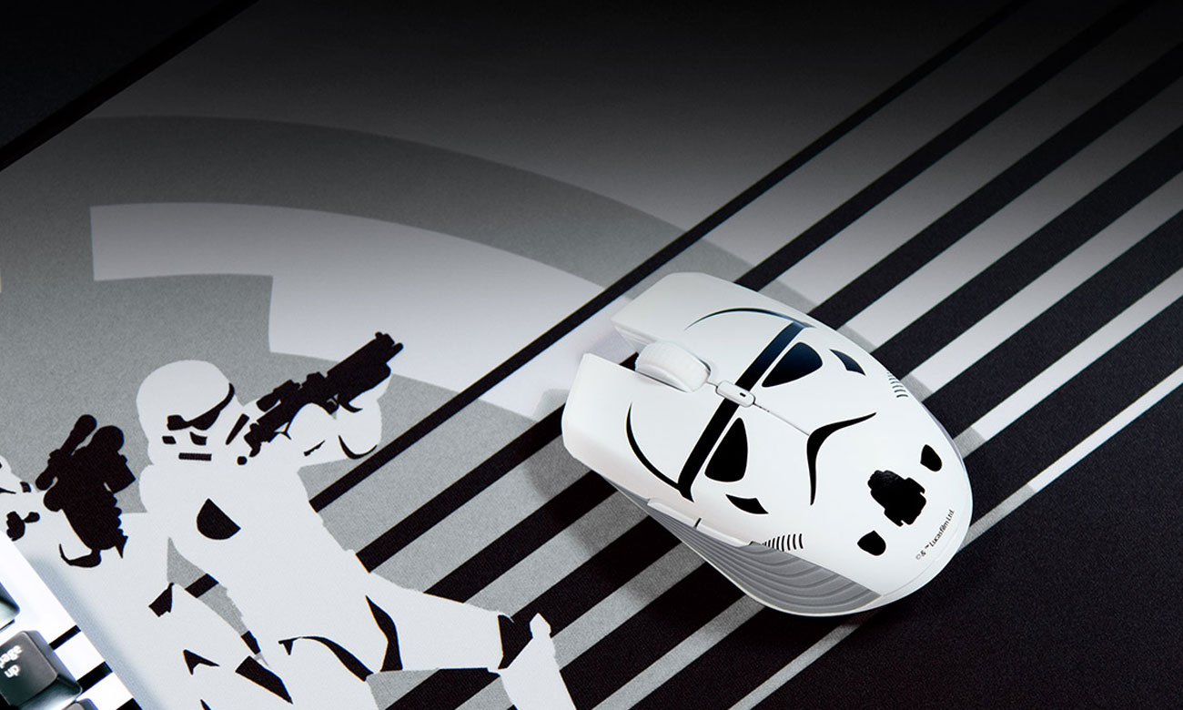Mysz Razer Atheris Stormtrooper Edition Sensor