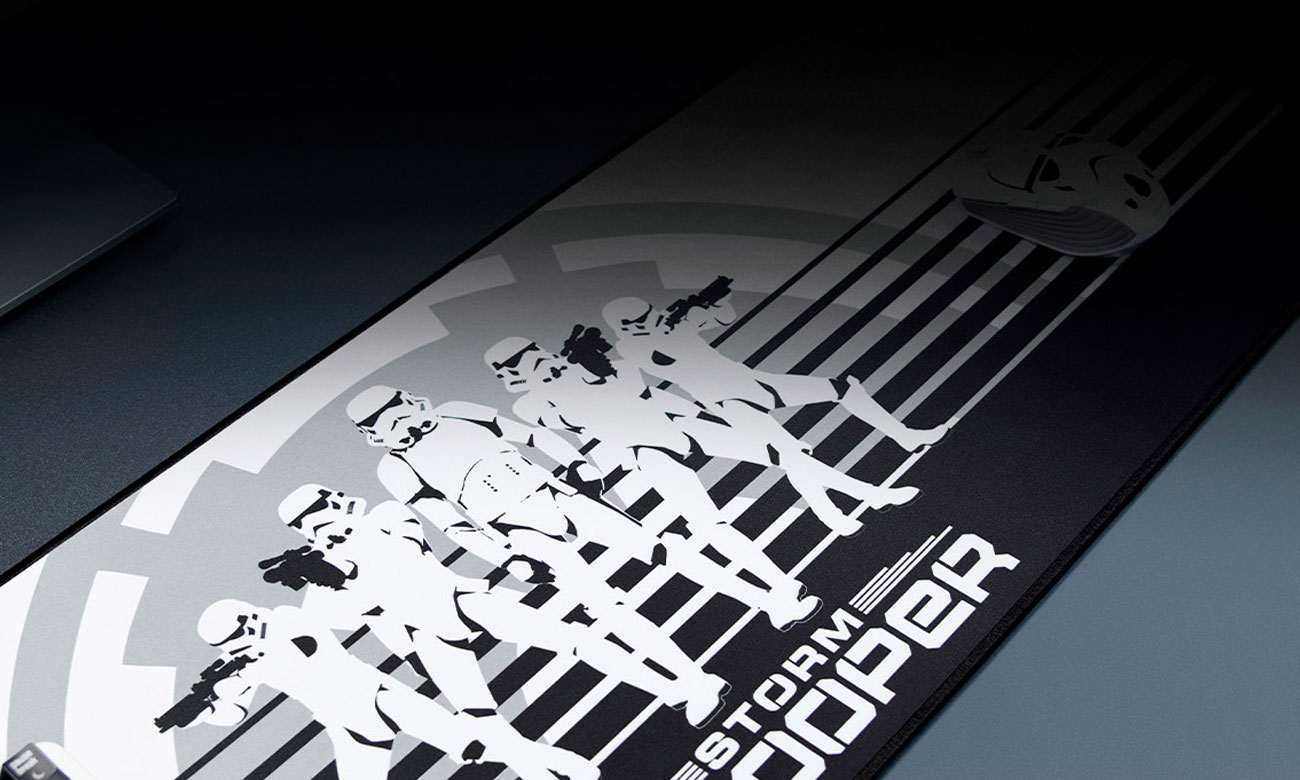 Razer Goliathus Speed Extended Stormtrooper Edition