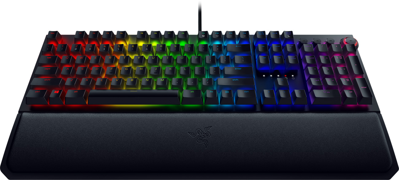 Razer BlackWidow Elite Green Switch Podpórka Pod Nadgarstki
