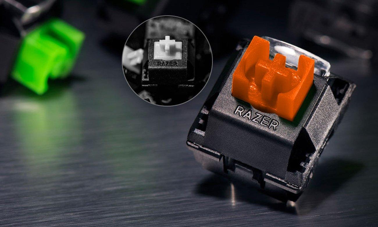 Razer BlackWidow Elite Orange Switch Przełączniki