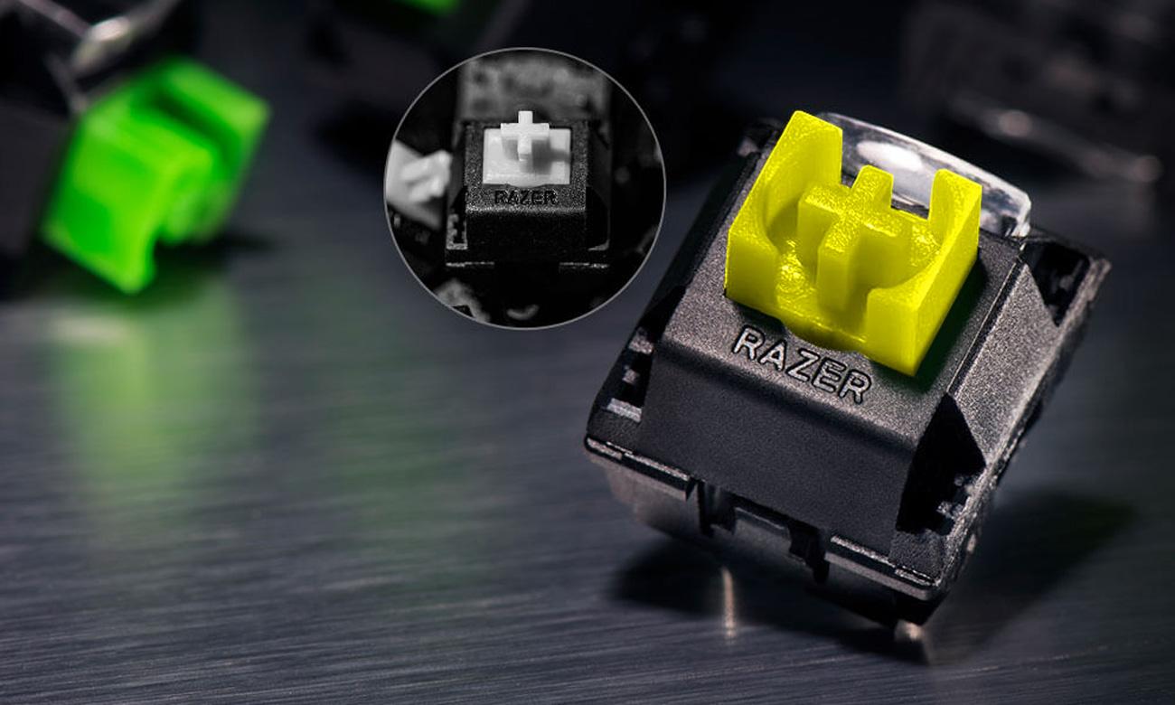 Razer BlackWidow Elite Yellow Switch Przełączniki
