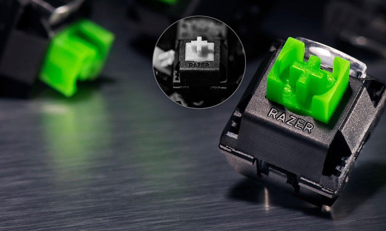Razer BlackWidow Elite Green Switch Przełączniki
