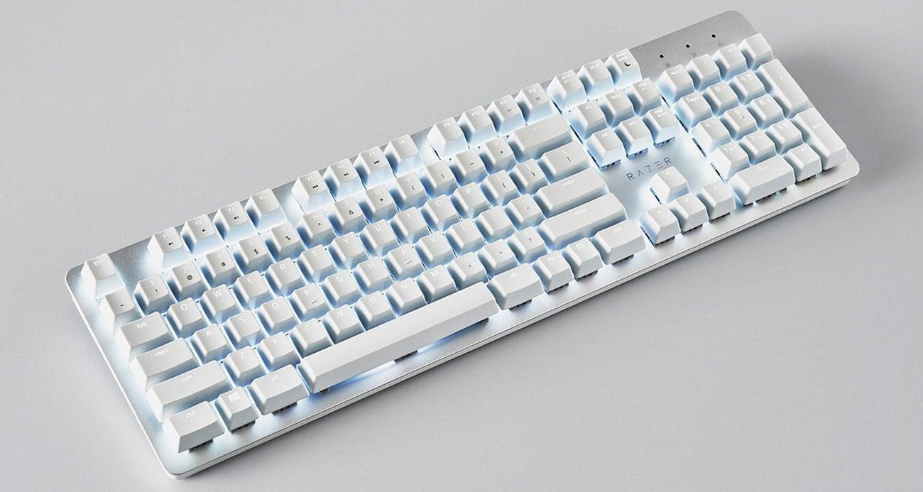 Idealna do domu i biura klawiatura Razer Pro Type