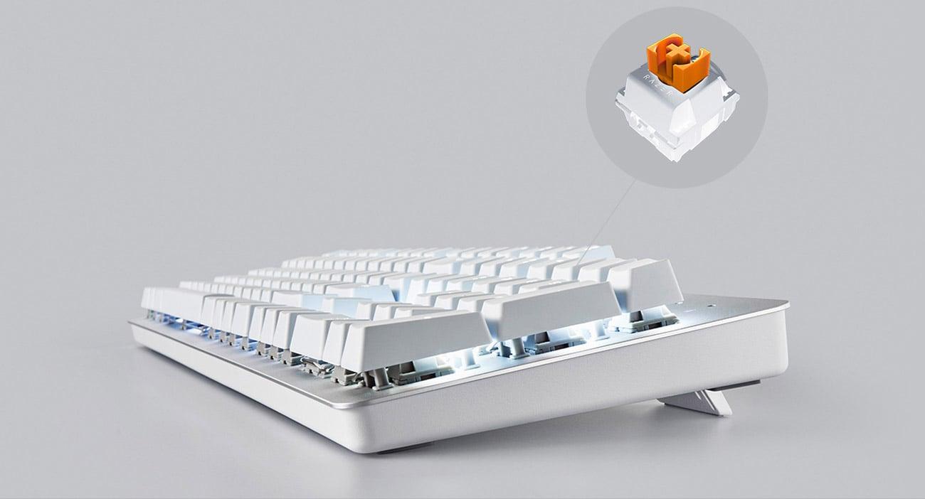 Przełączniki mechaniczne Razer Orange