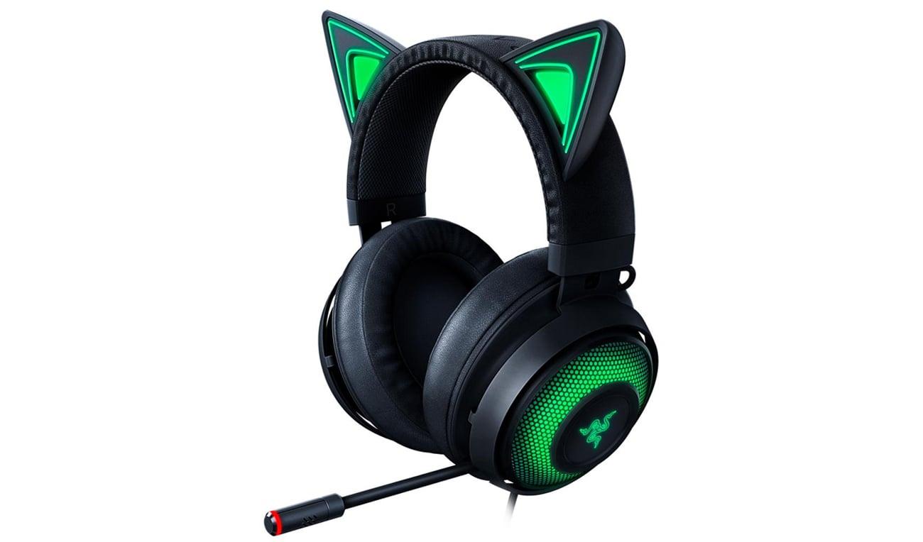 Słuchawki Razer Kraken Kitty Edition Black