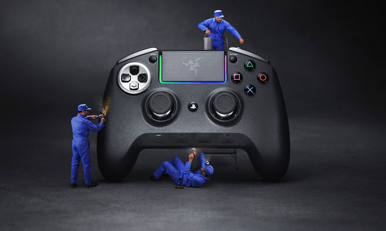 Kontroler Razer Raiju Ultimate 2019