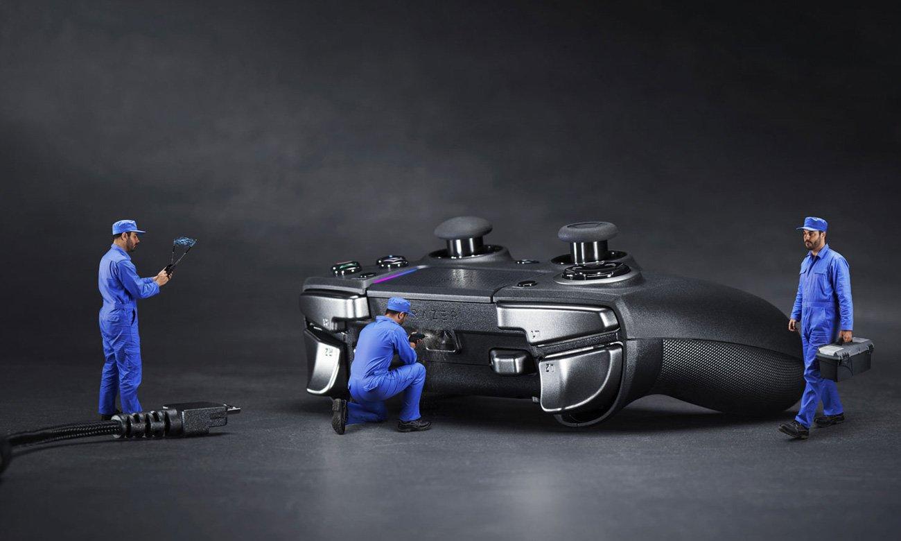 Łączność Bluetooth i przewodowa