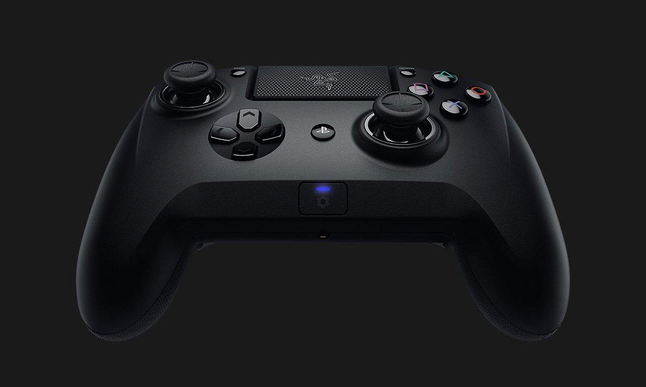Przełączanie trybów PS4, USB i PC.