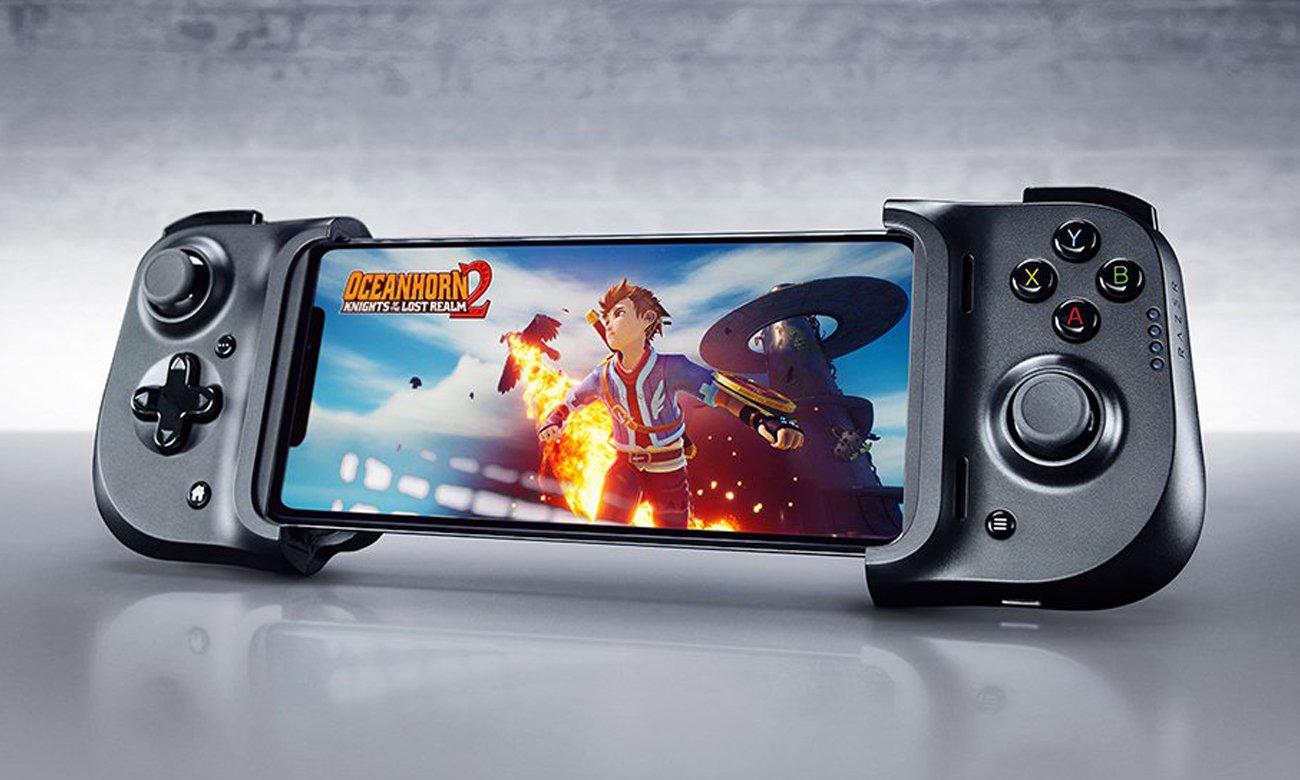 Mobilny kontroler Razer Kishi dla smartfonów iPhone