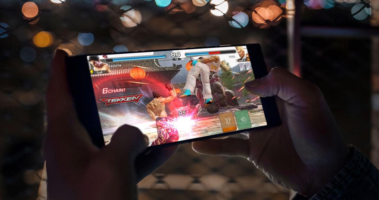 Razer Phone ośmiordzeniowy procesor Snapdragon 835