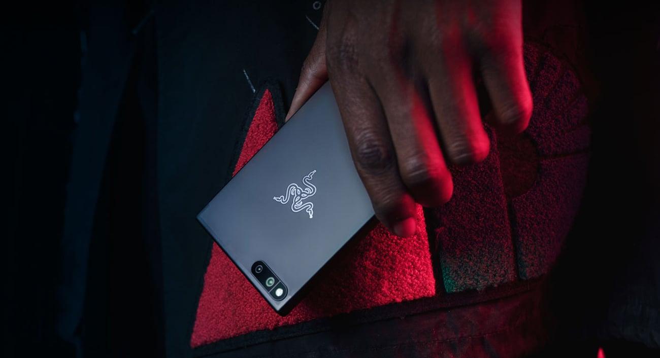 Razer Phone bateria 4000 mAh